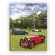 """MG Sports Cars 1929-1936″ OHC"