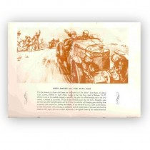 Mille Miglia. 48 page covers 1933 Mille Miglia and specification of K3.