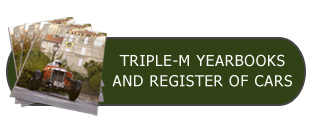 Triple M Yearbooks and Register of Cars