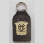 Triple M Badged Key Rings