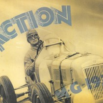ACTION 1935 Reproduction of a rare multicoloured 14 page publicity brochure celebrating the International racing success of MG with many rare captioned photos.